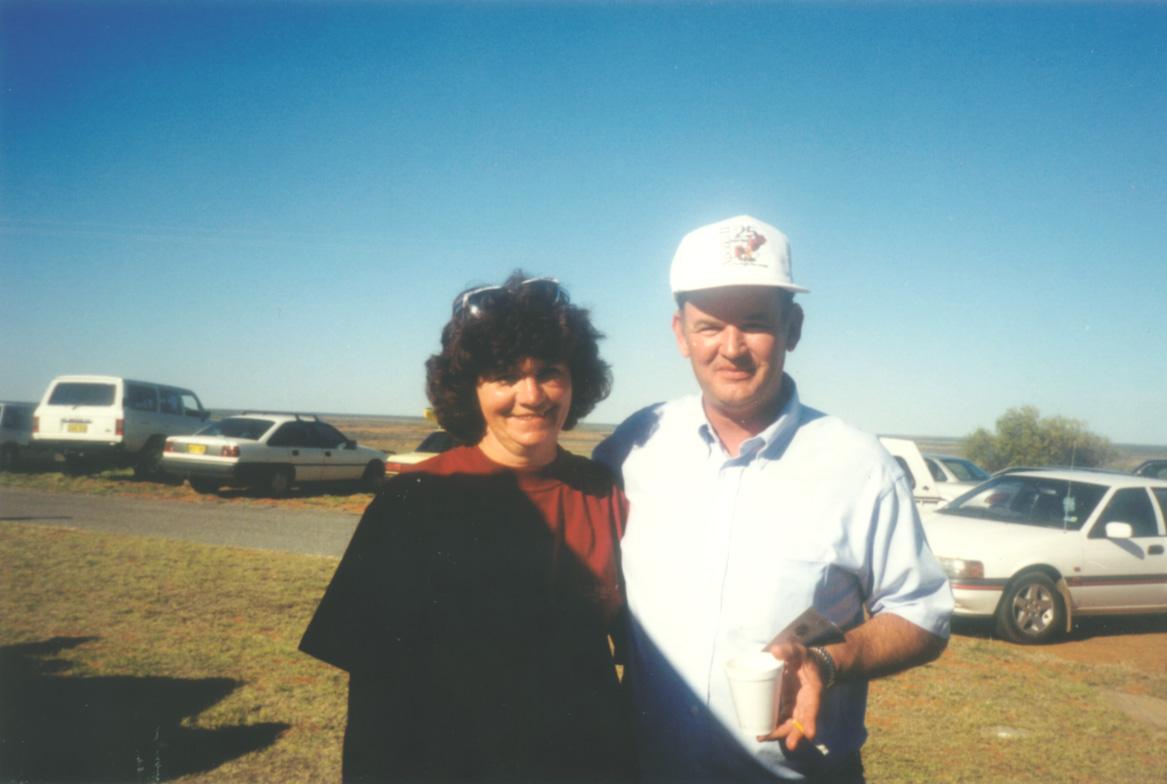 Wendy Wise & Norm Pitt