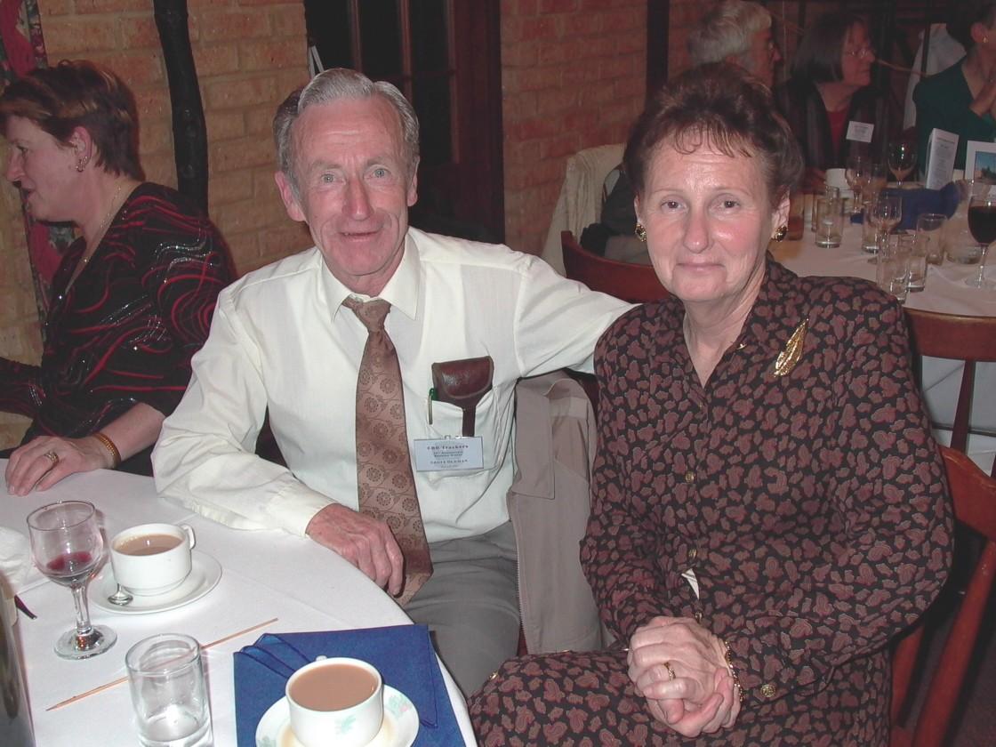 Geoff & Colleen Oldman