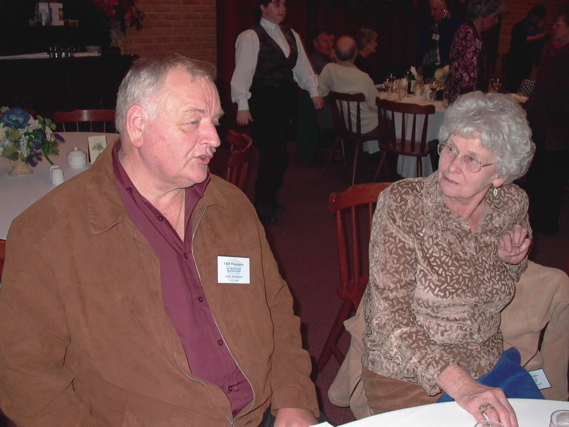 John Harmsen & Lyn Broom
