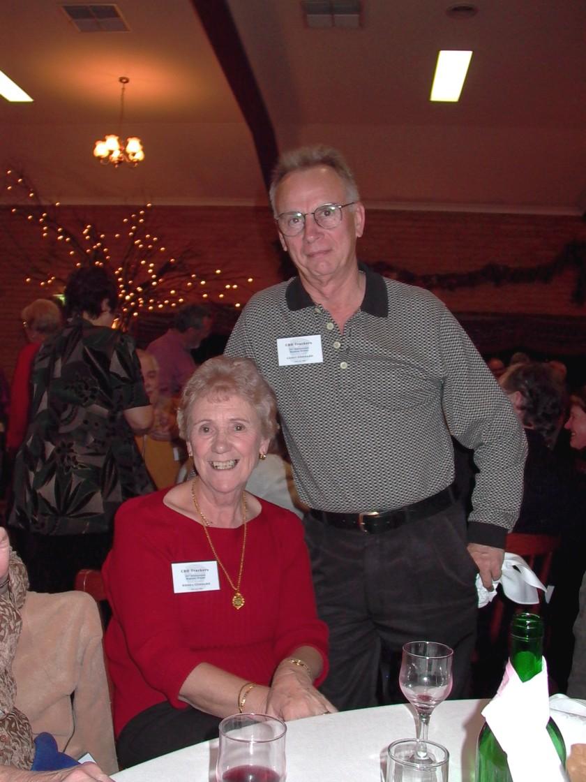 Rhoda & Geoff Goddard