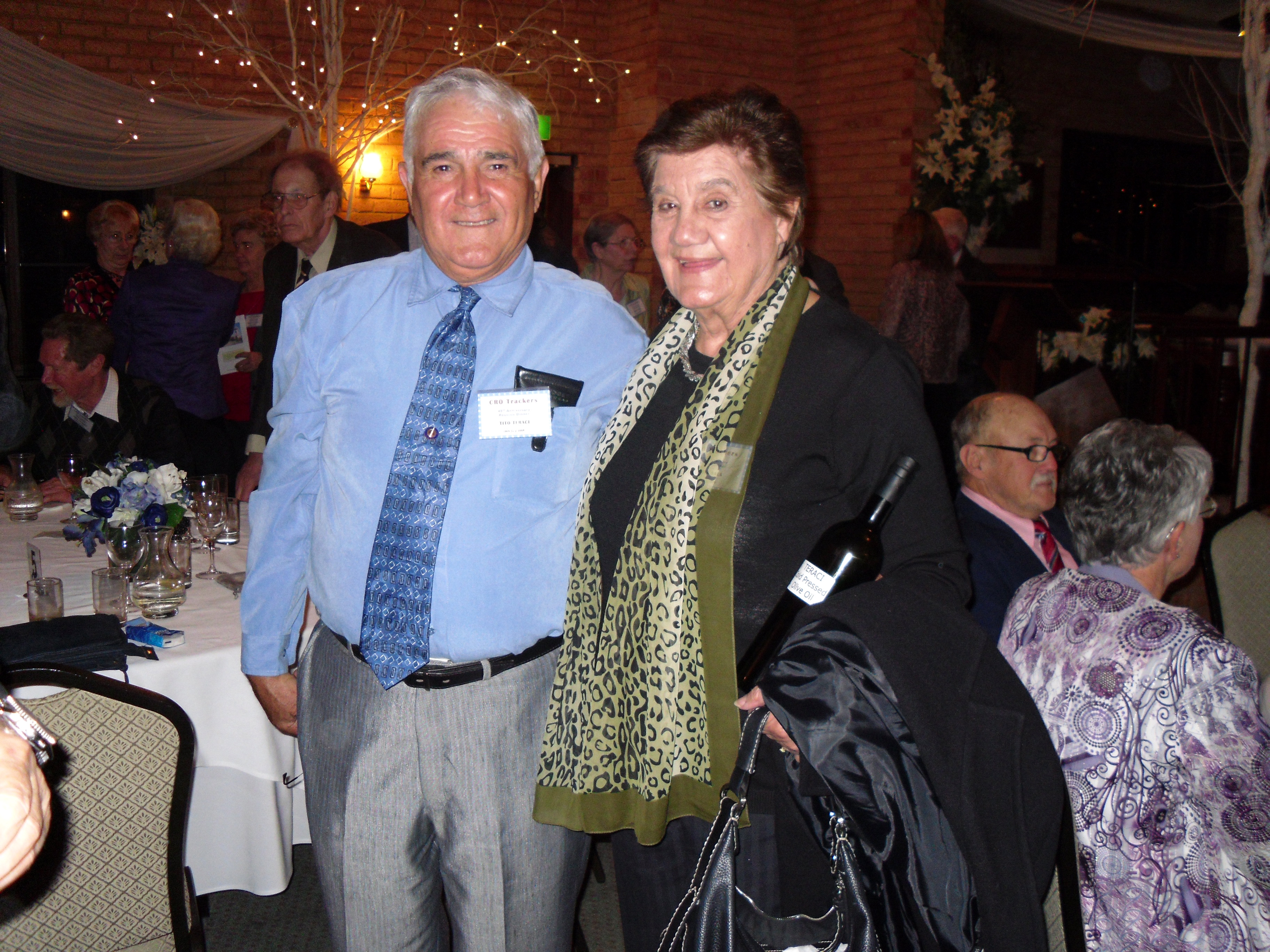 Tito Teraci & Lydia Sala