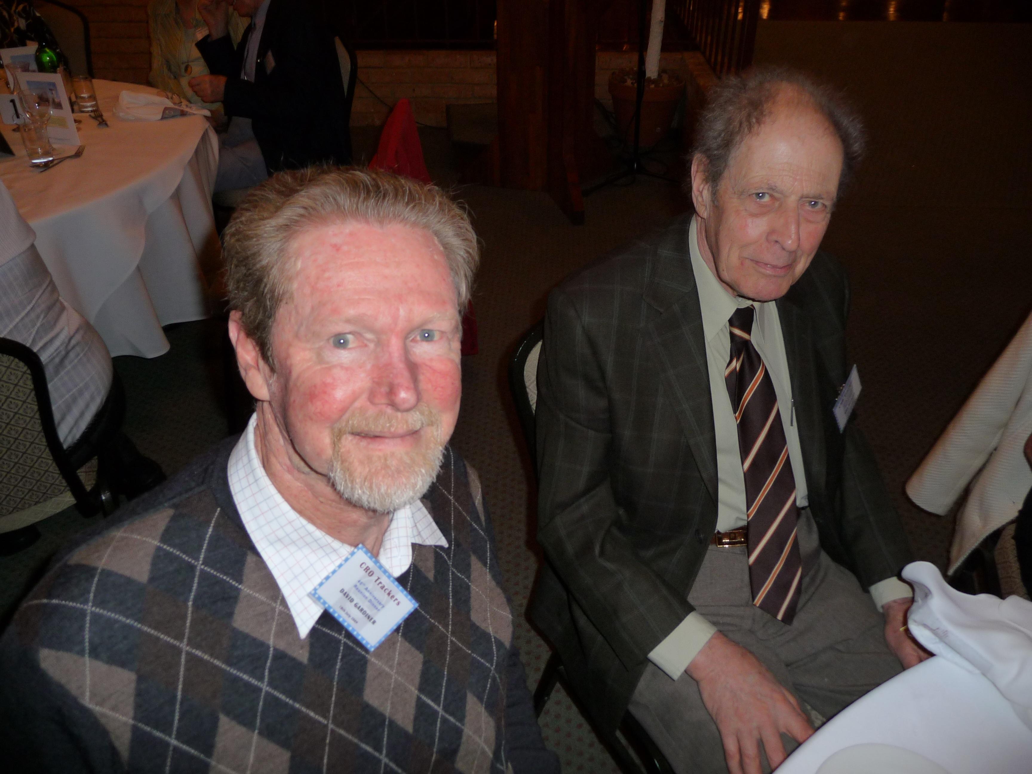 David Gardiner & Bob Hocking