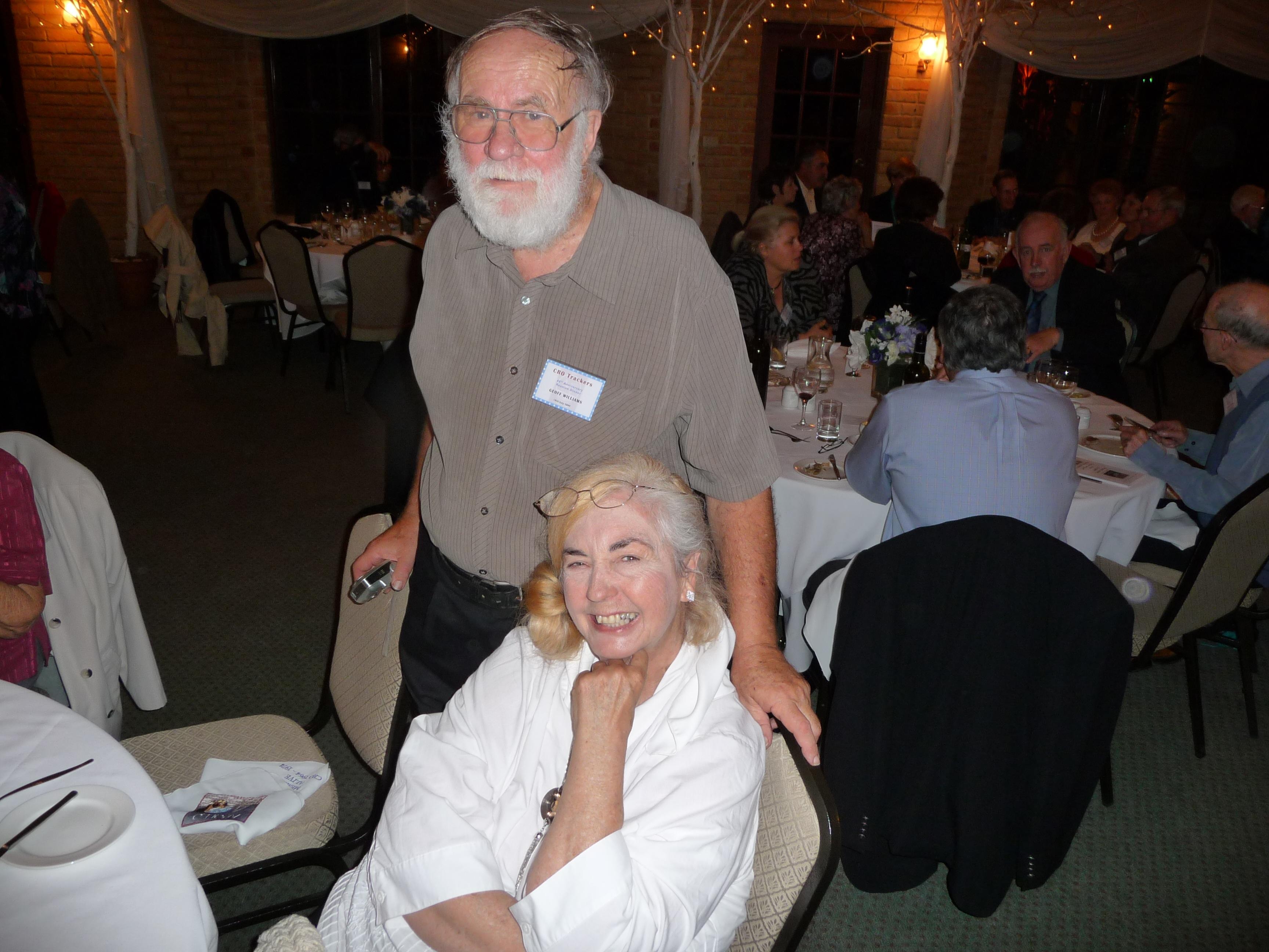 Geoff & Rosemary (Moran) Williams