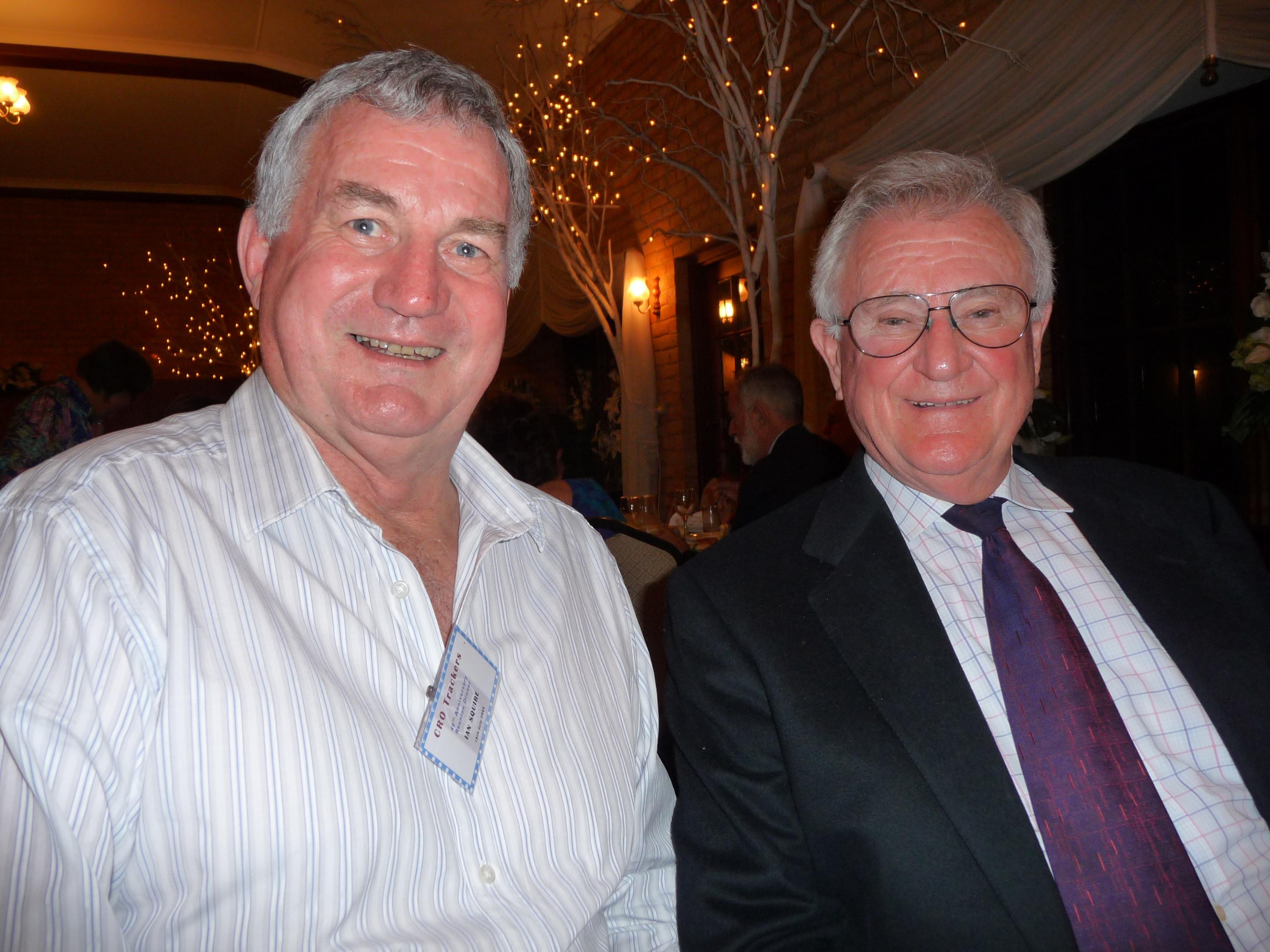 Ian Squire & Wilson Tuckey