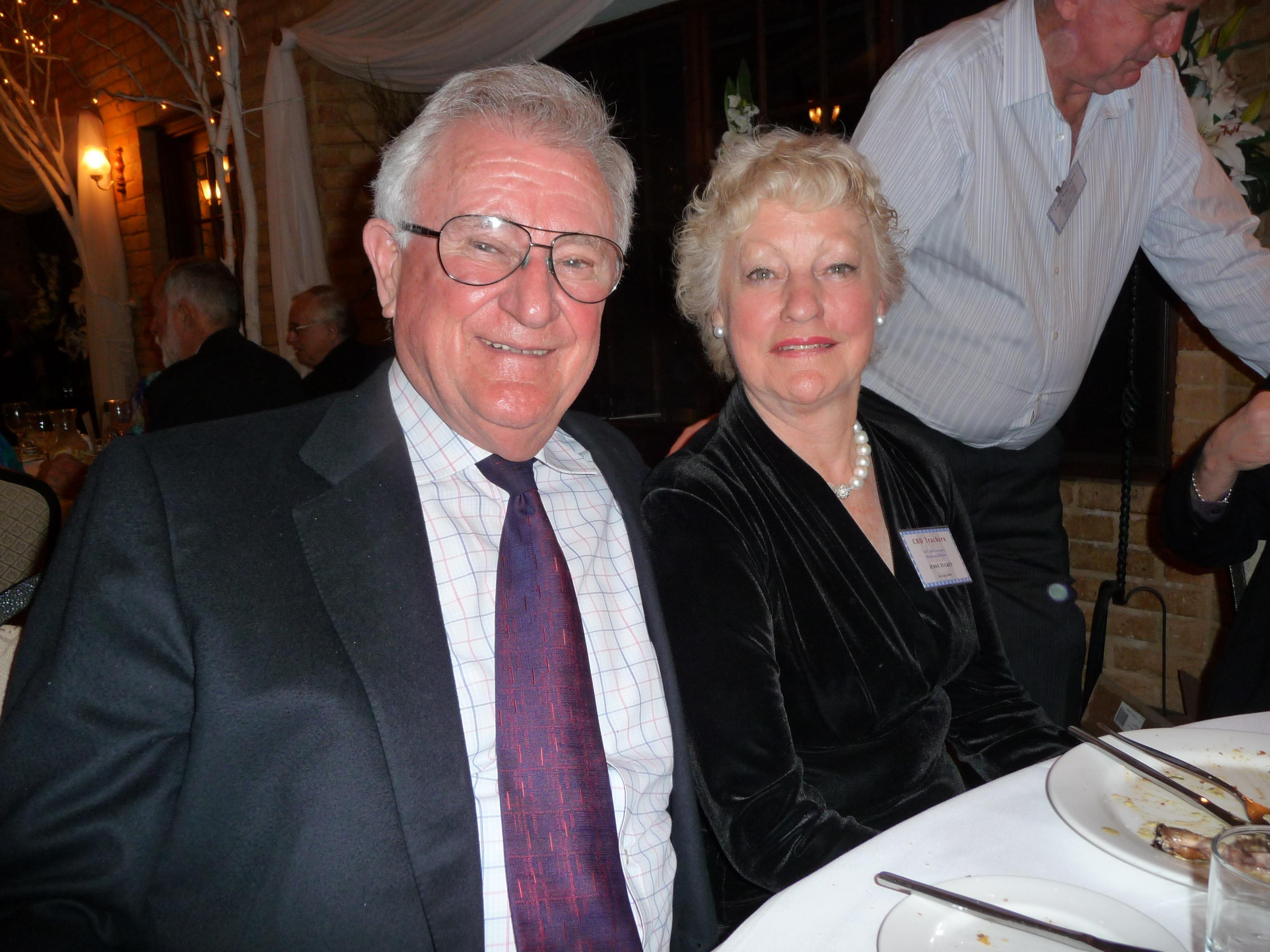 Wilson & Jenny Tuckey