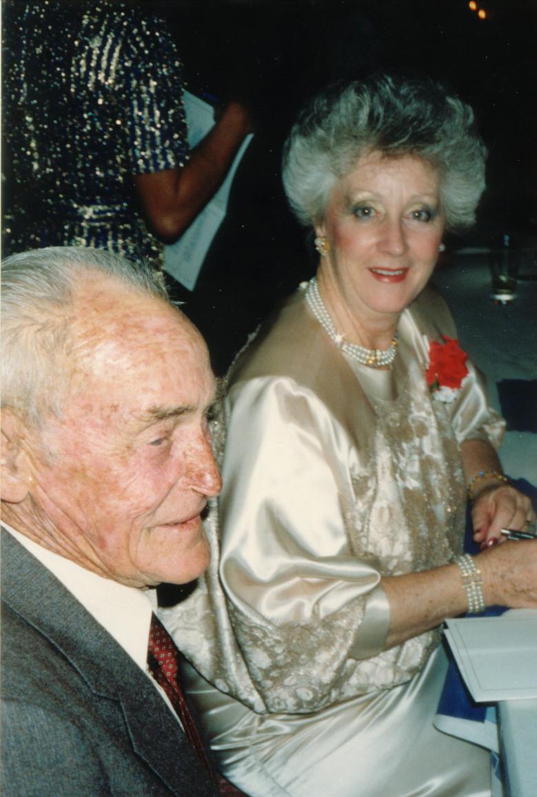Bill De Lacey & Joan Lysaght