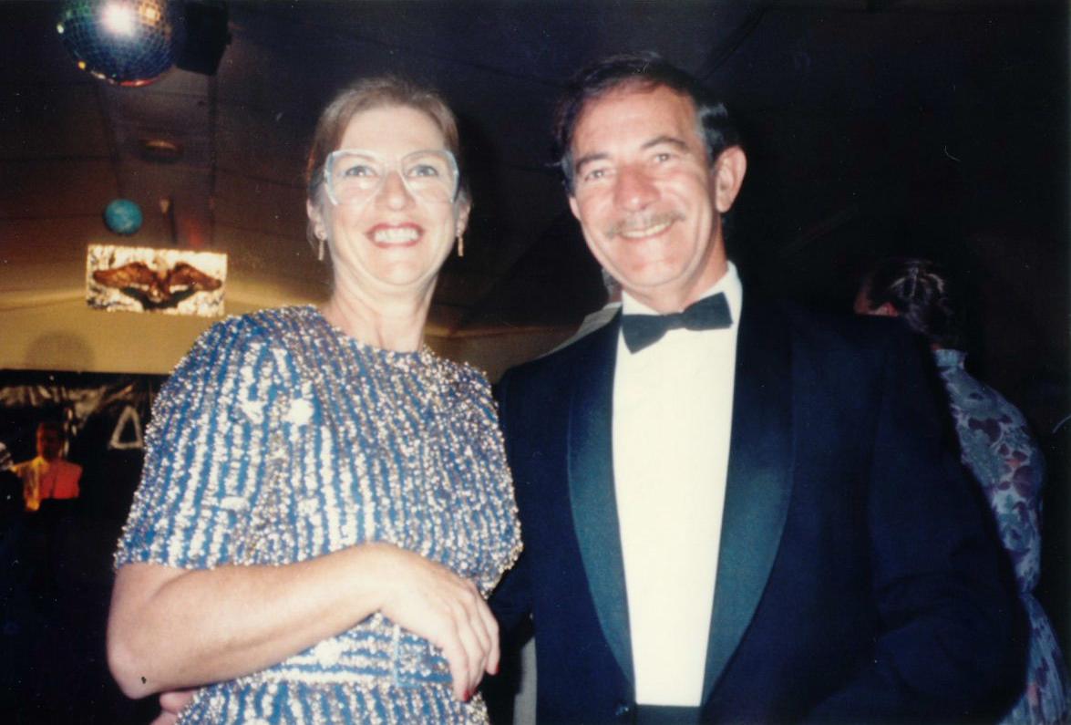 Barb & Bob Davies (dec.)