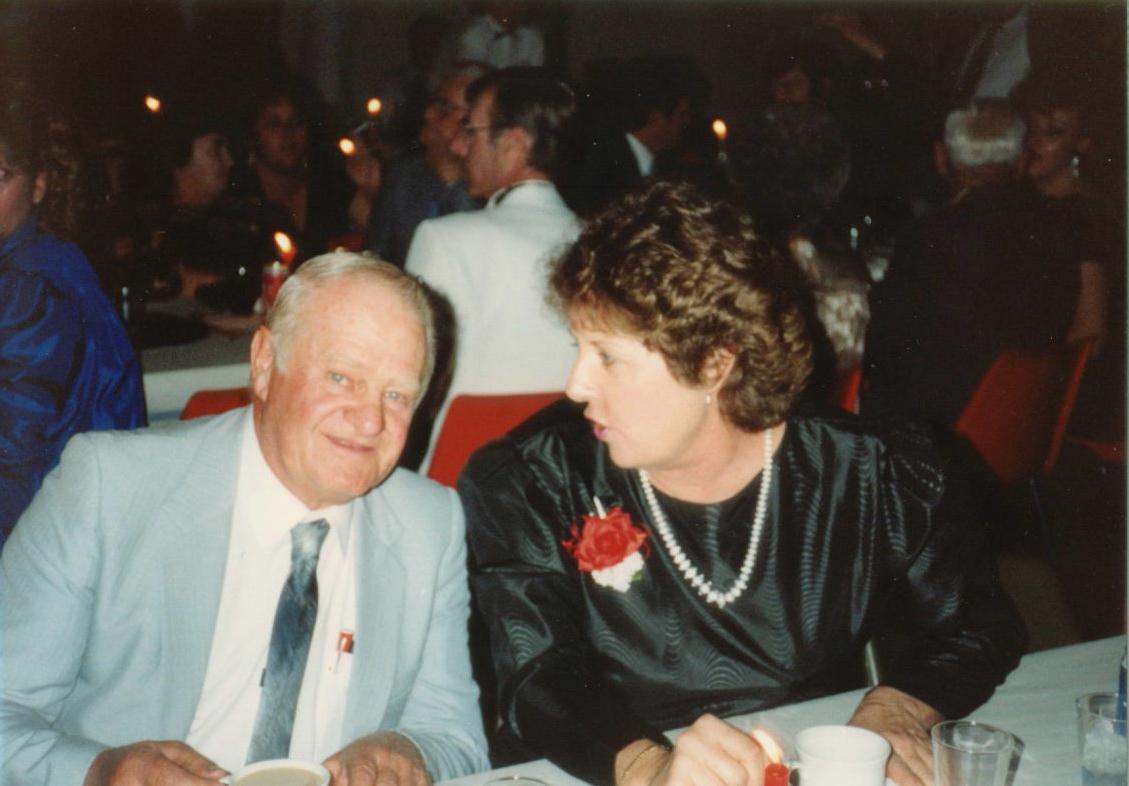 Bruce Teede & Lorraine Sartori