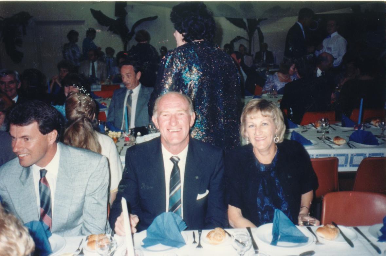 ?, Gary & Hilary Westcott