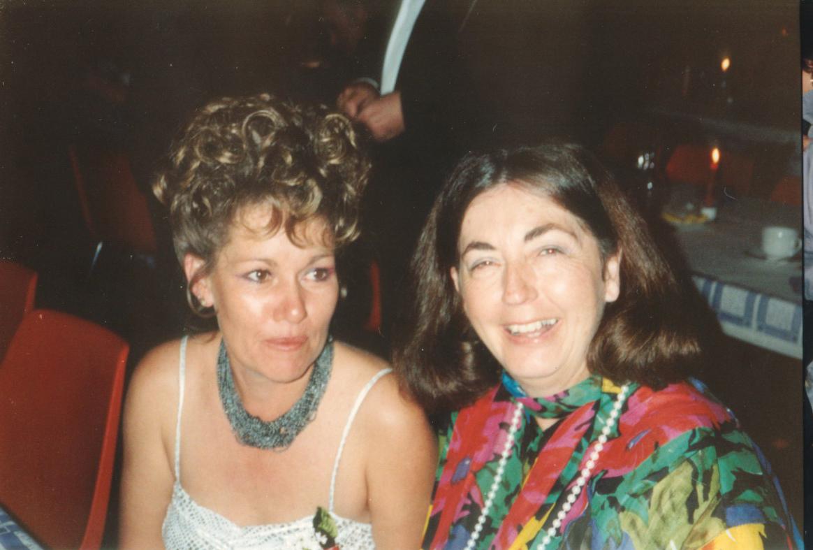 Susie Herritz & Rosemary Williams