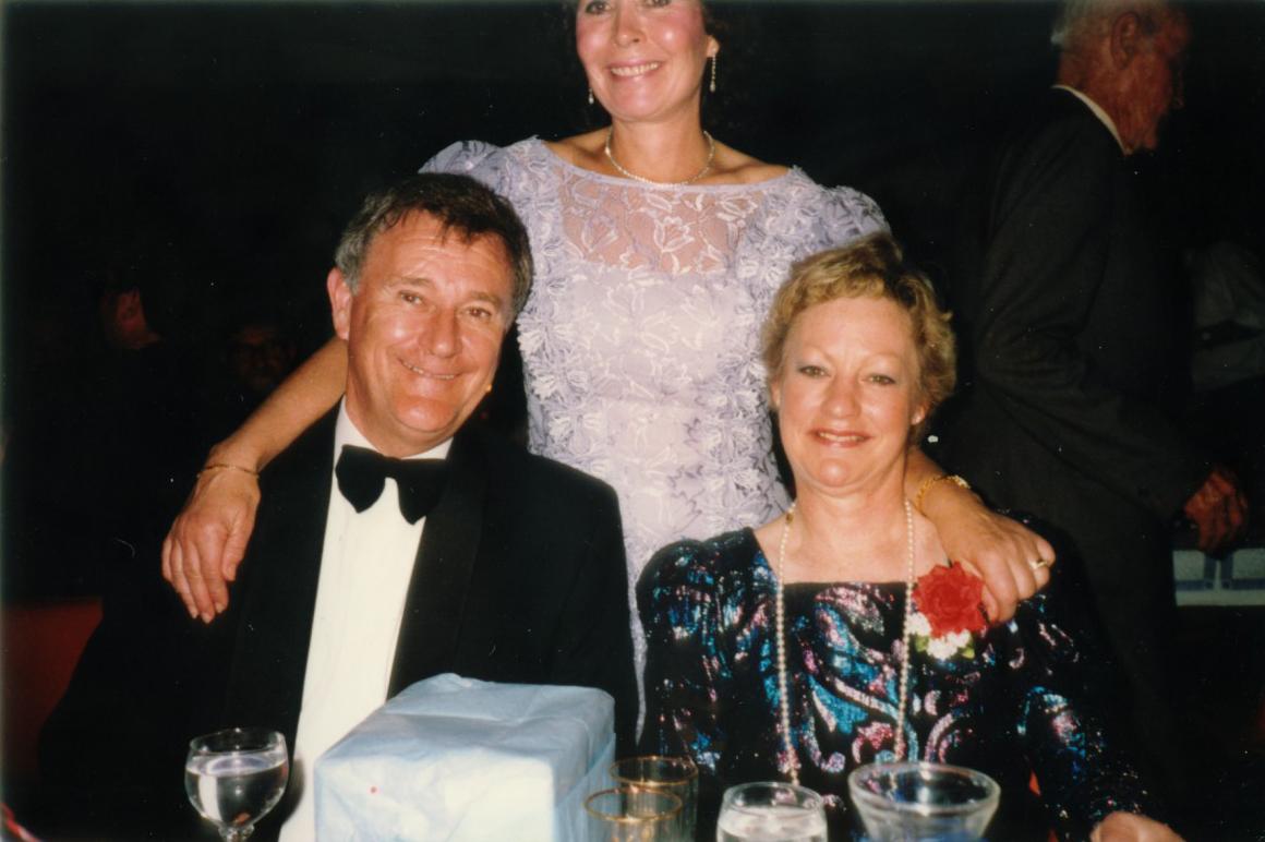 Wilson Tuckey, Evonne Vey & Jenny Tuckey