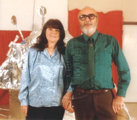 Margaret & John Parkinson