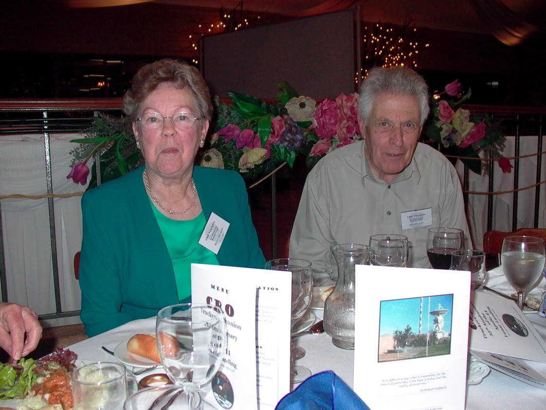 Betty & Bob Hocking