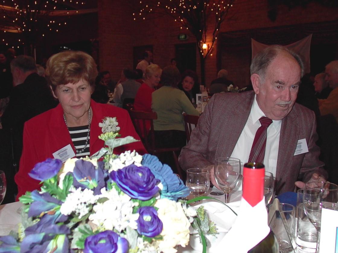 Kathy Franin & Stan Parkes