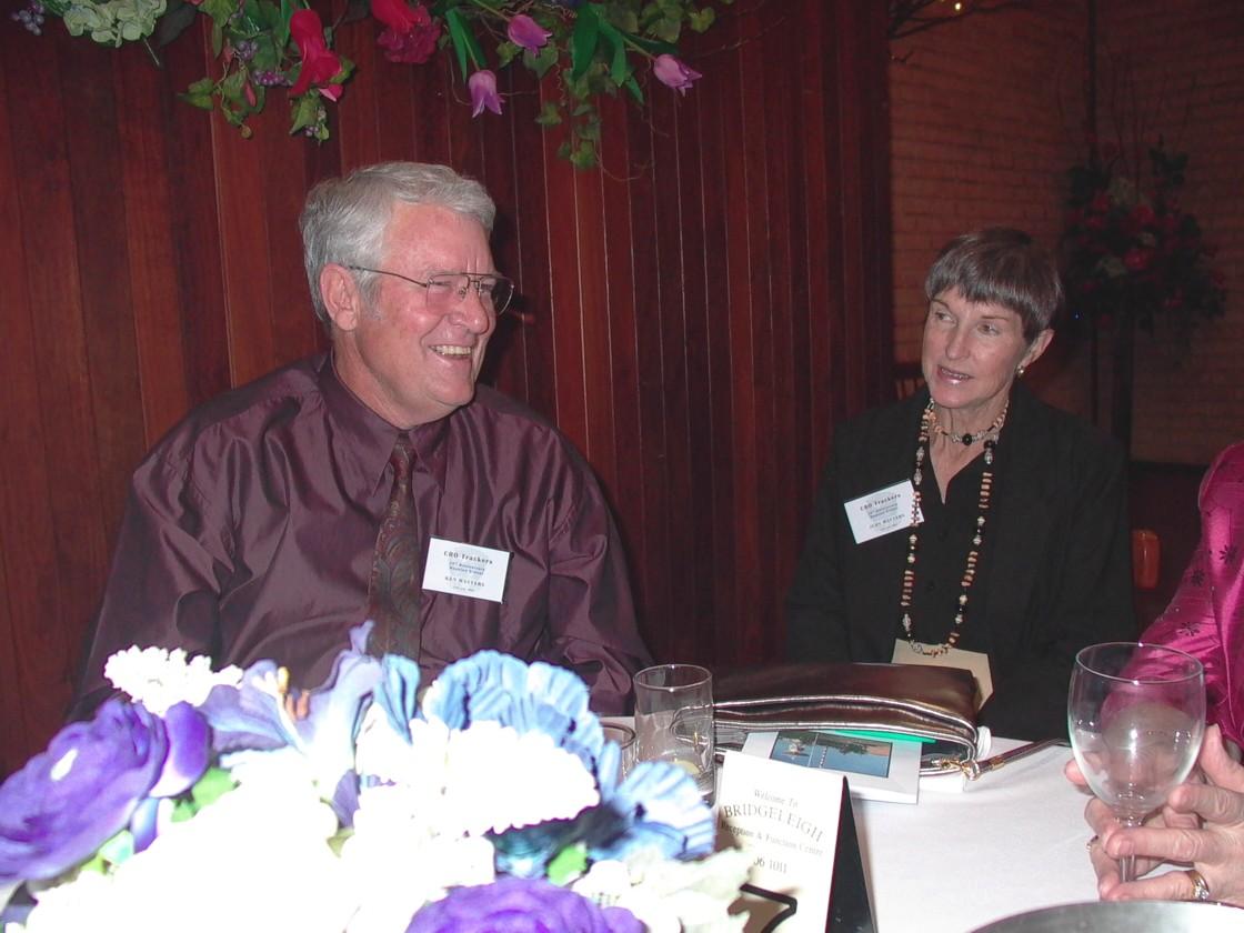 Ken & Judy Watters