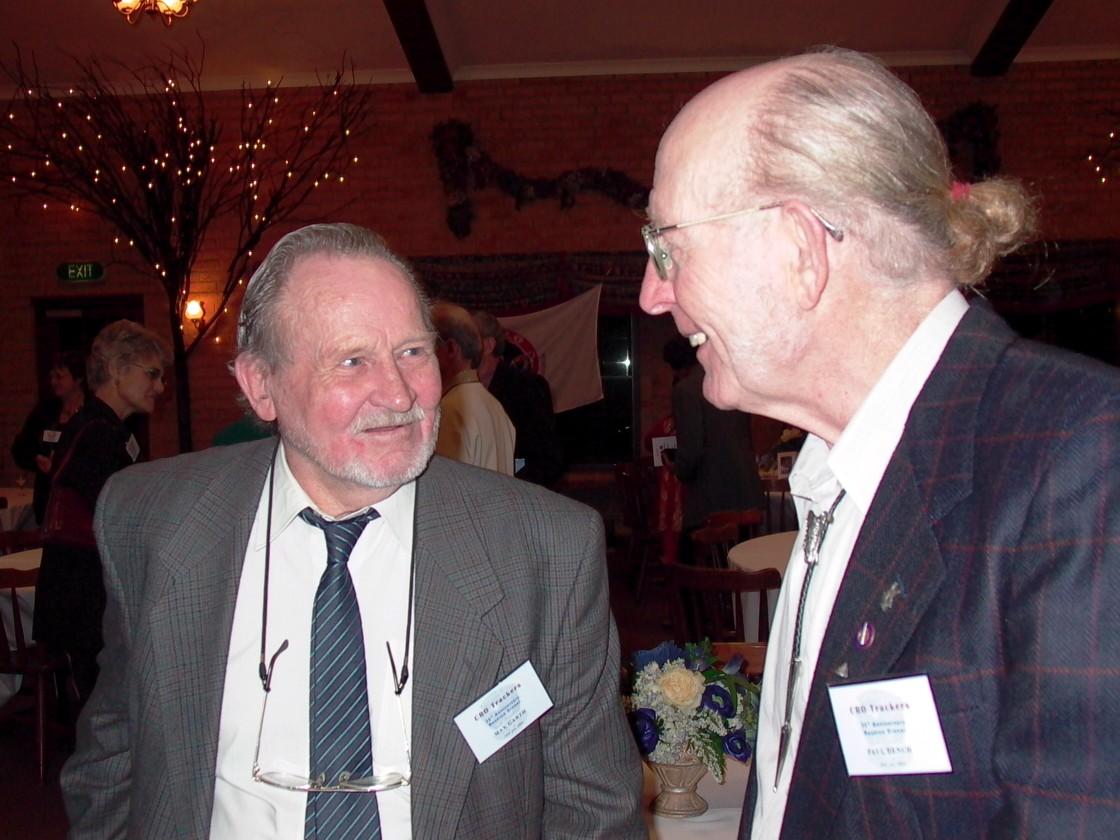 Max Garth & Paul Dench
