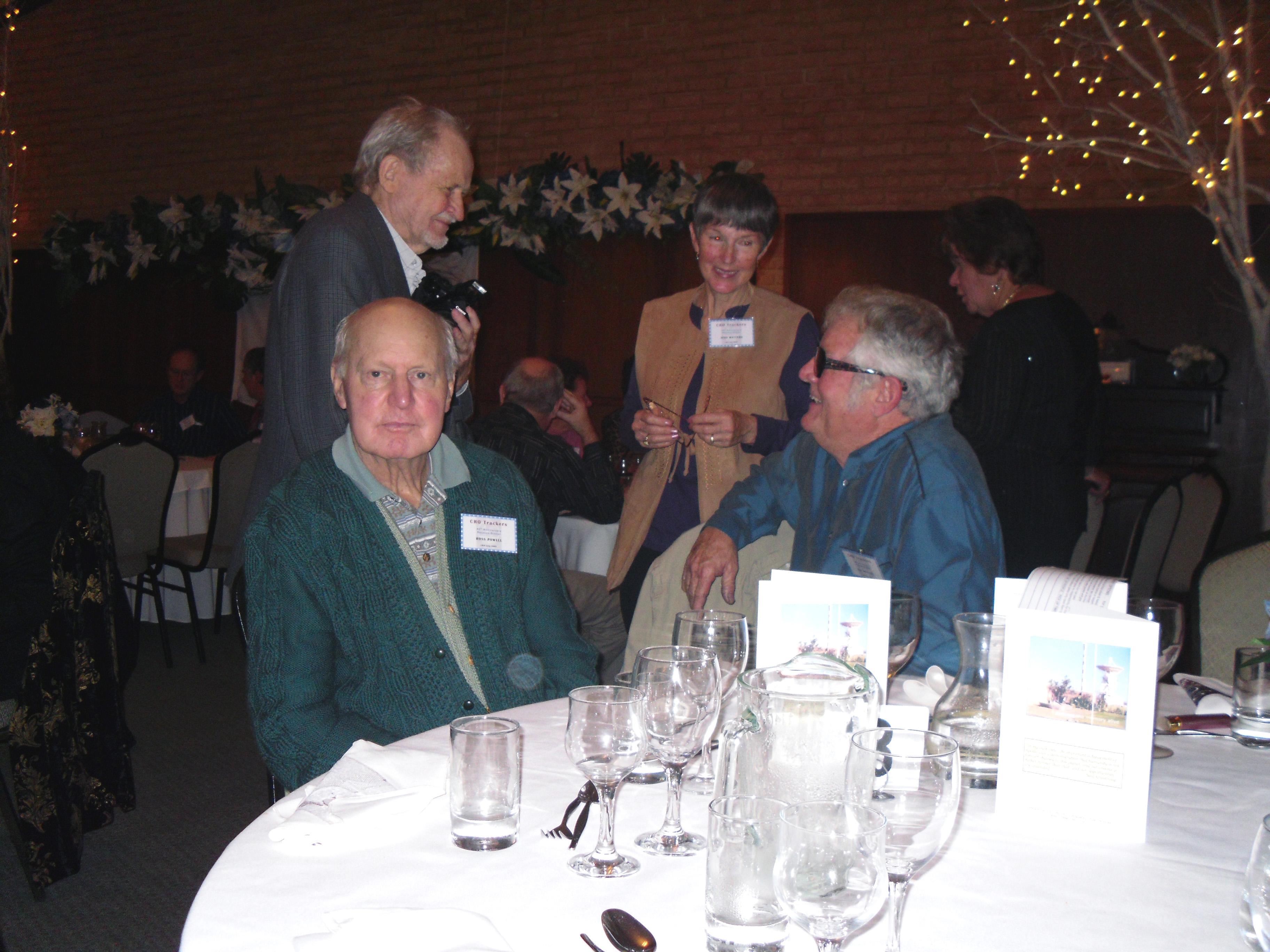 ?, Max Garth, Judy & Ken Watters