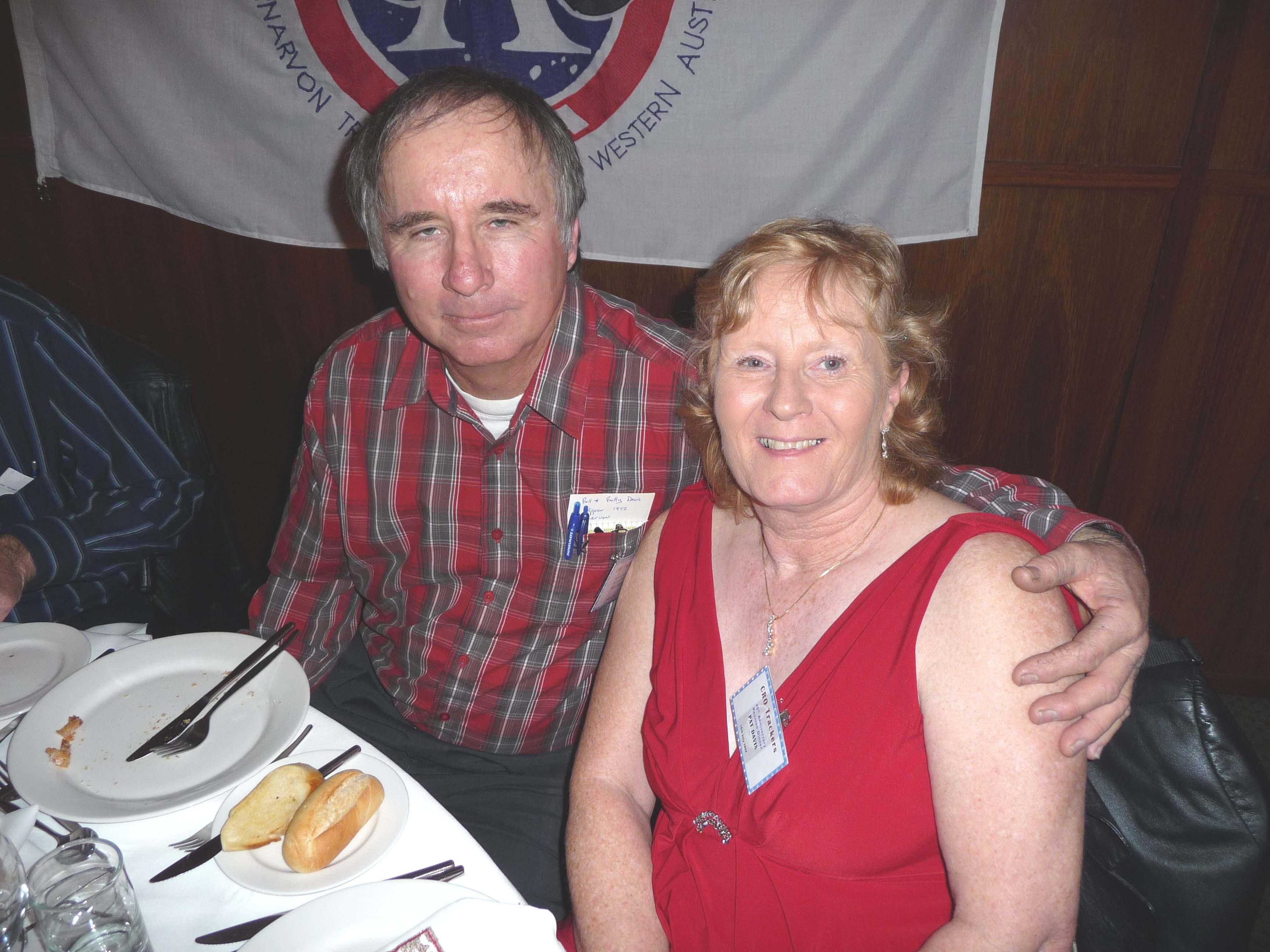 Bill & Pat Davis