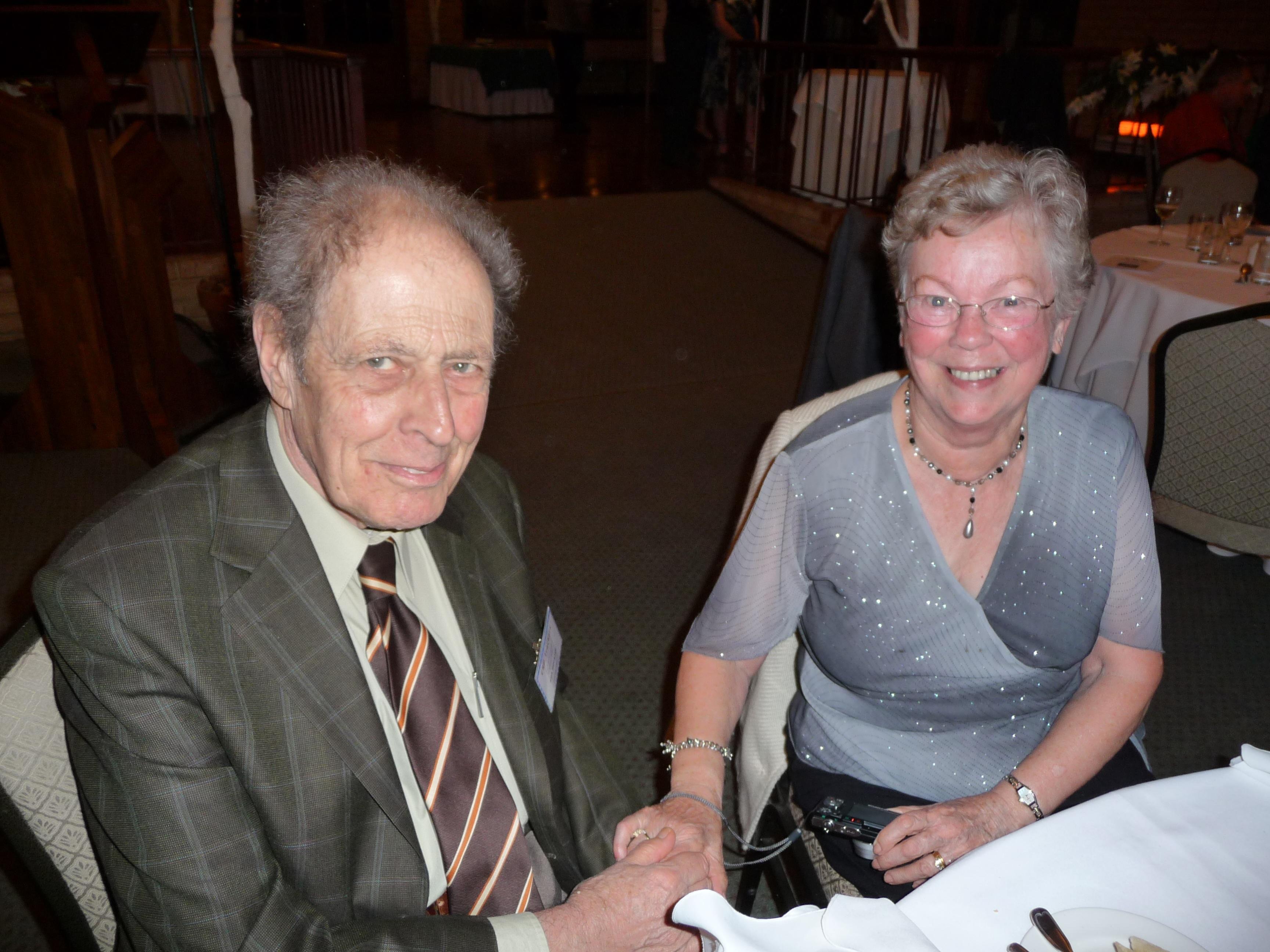 Bob & Betty Hocking