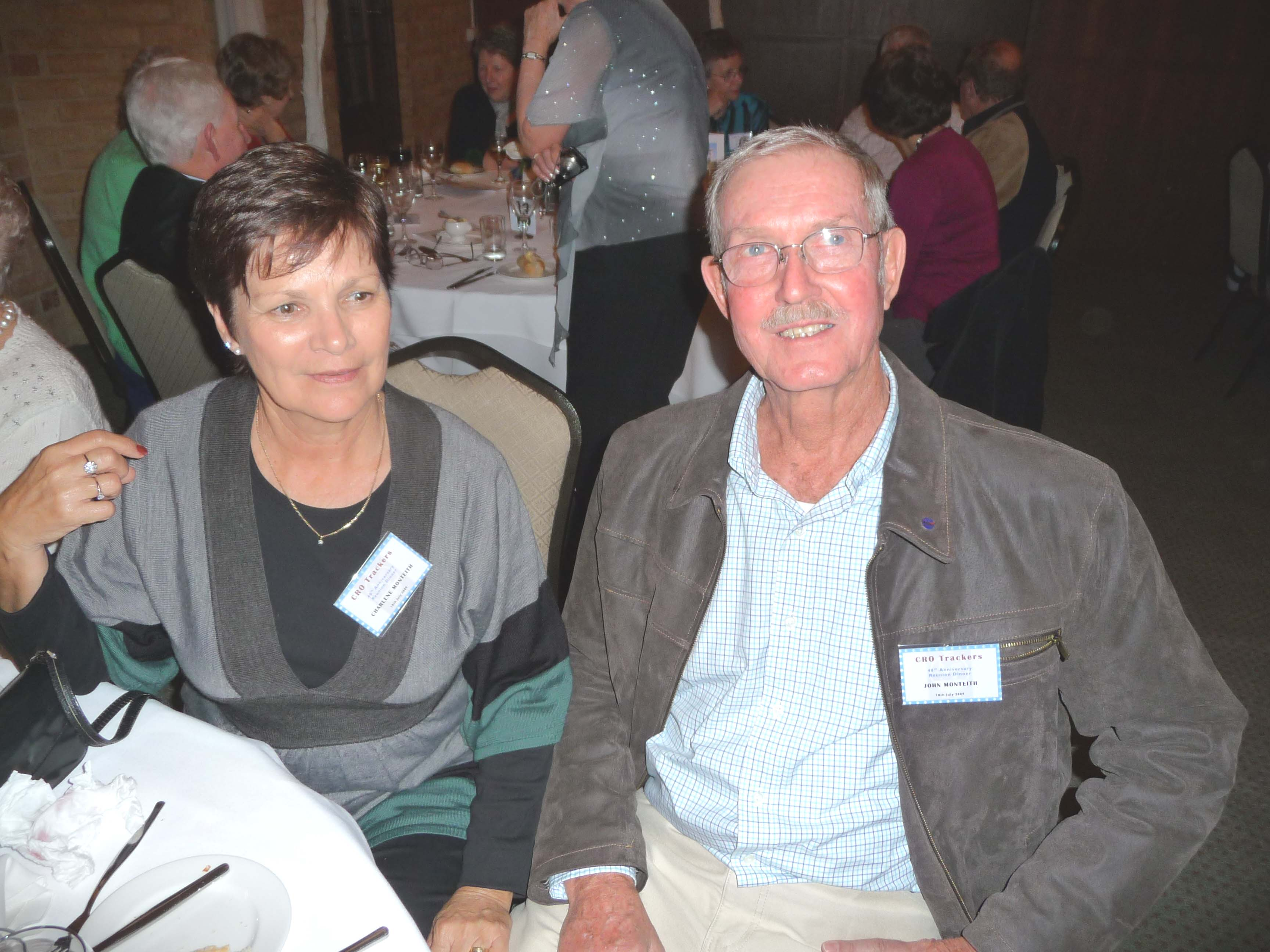Charlene & John Monteith