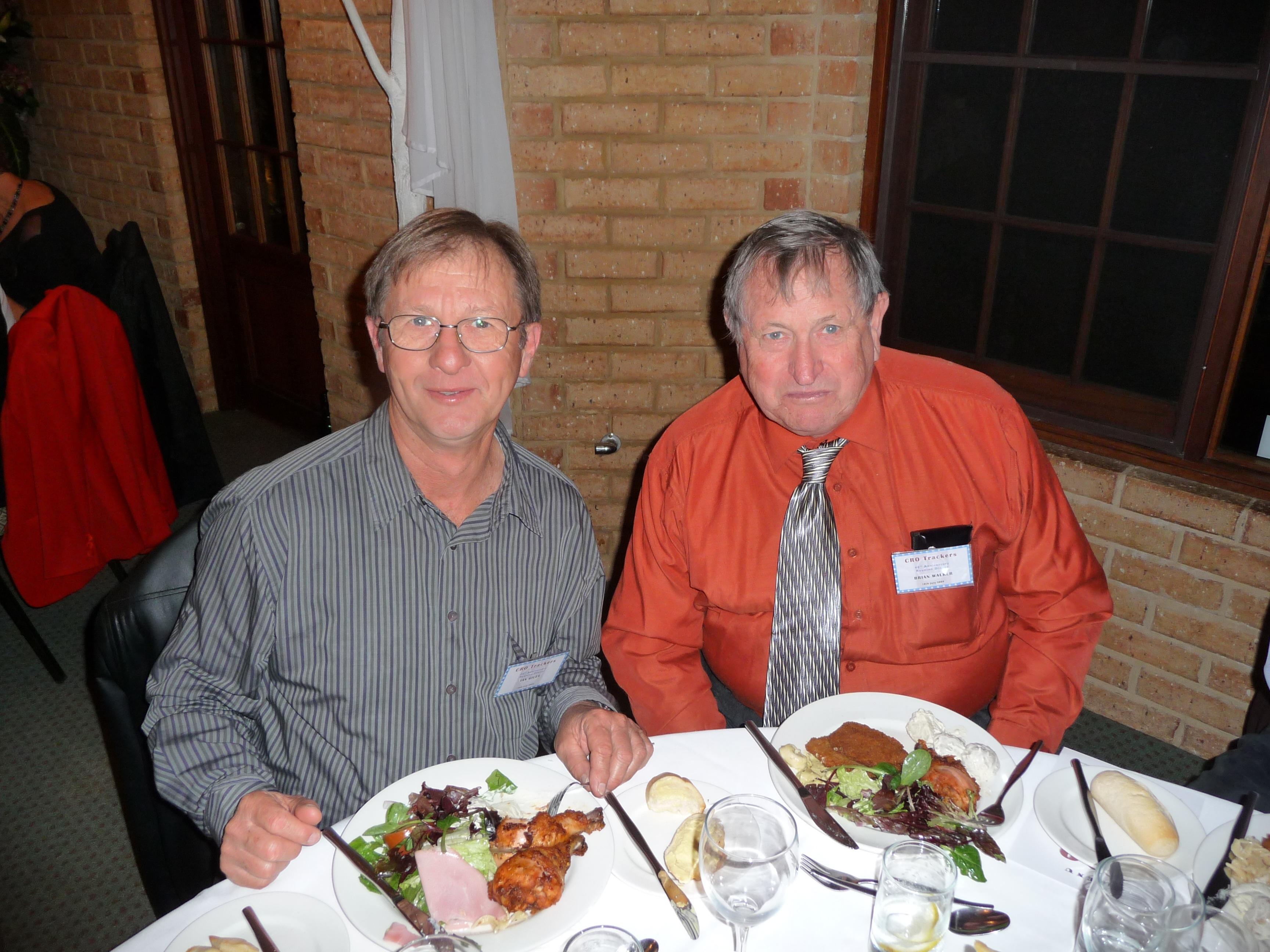 Ian Giles & Brian Walker