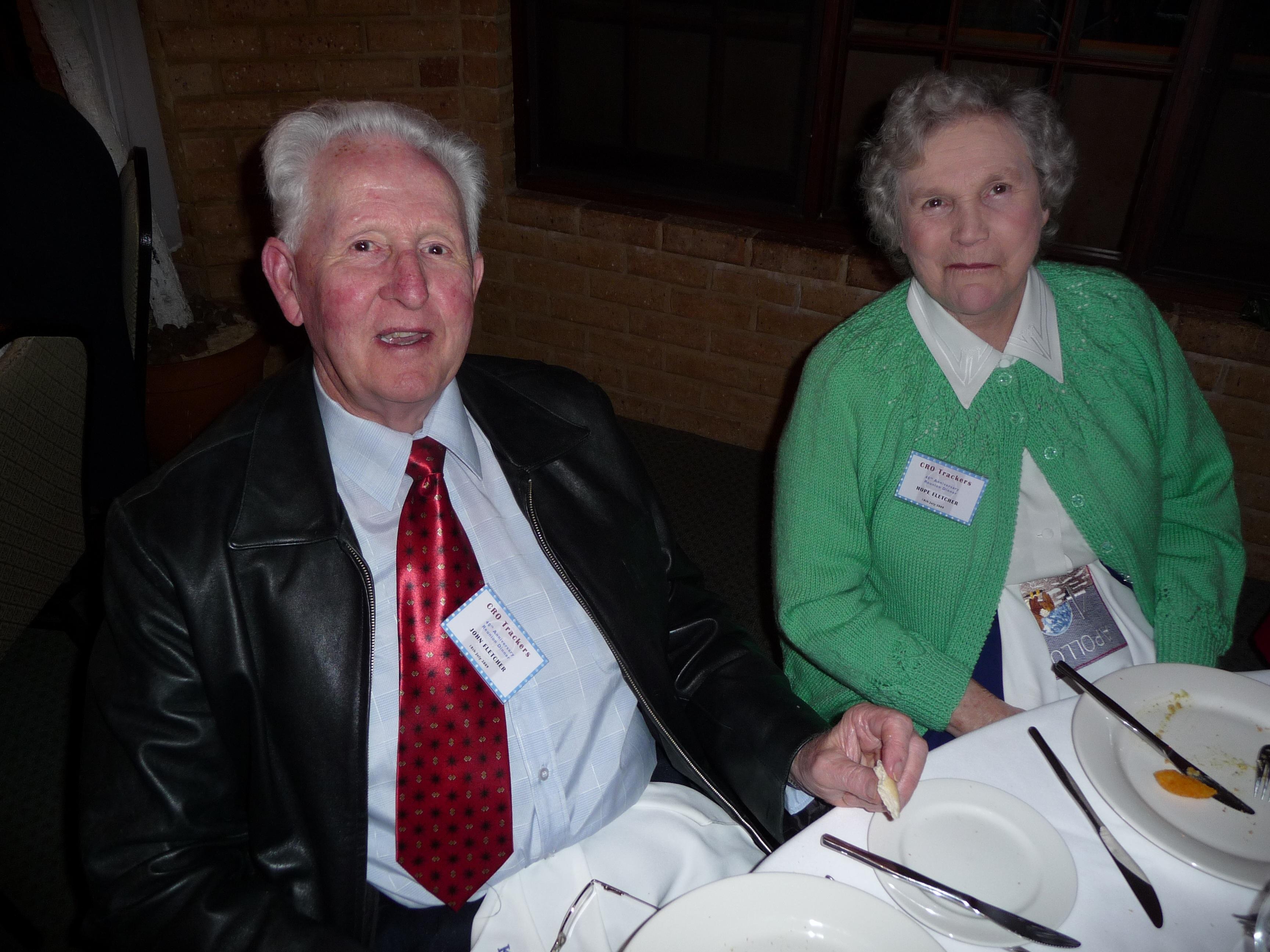John & Hope Fletcher