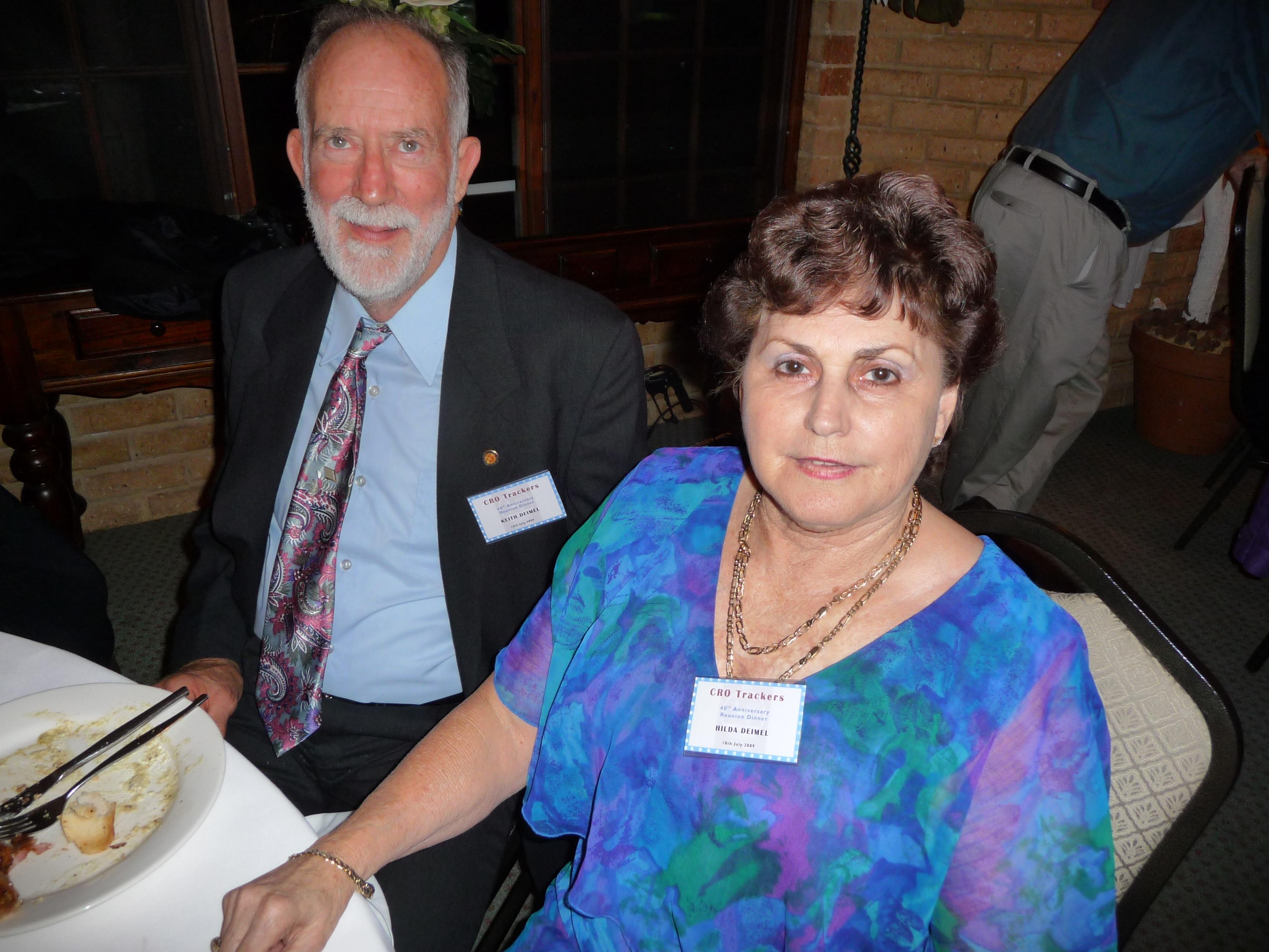 Keith & Hilda Deimel