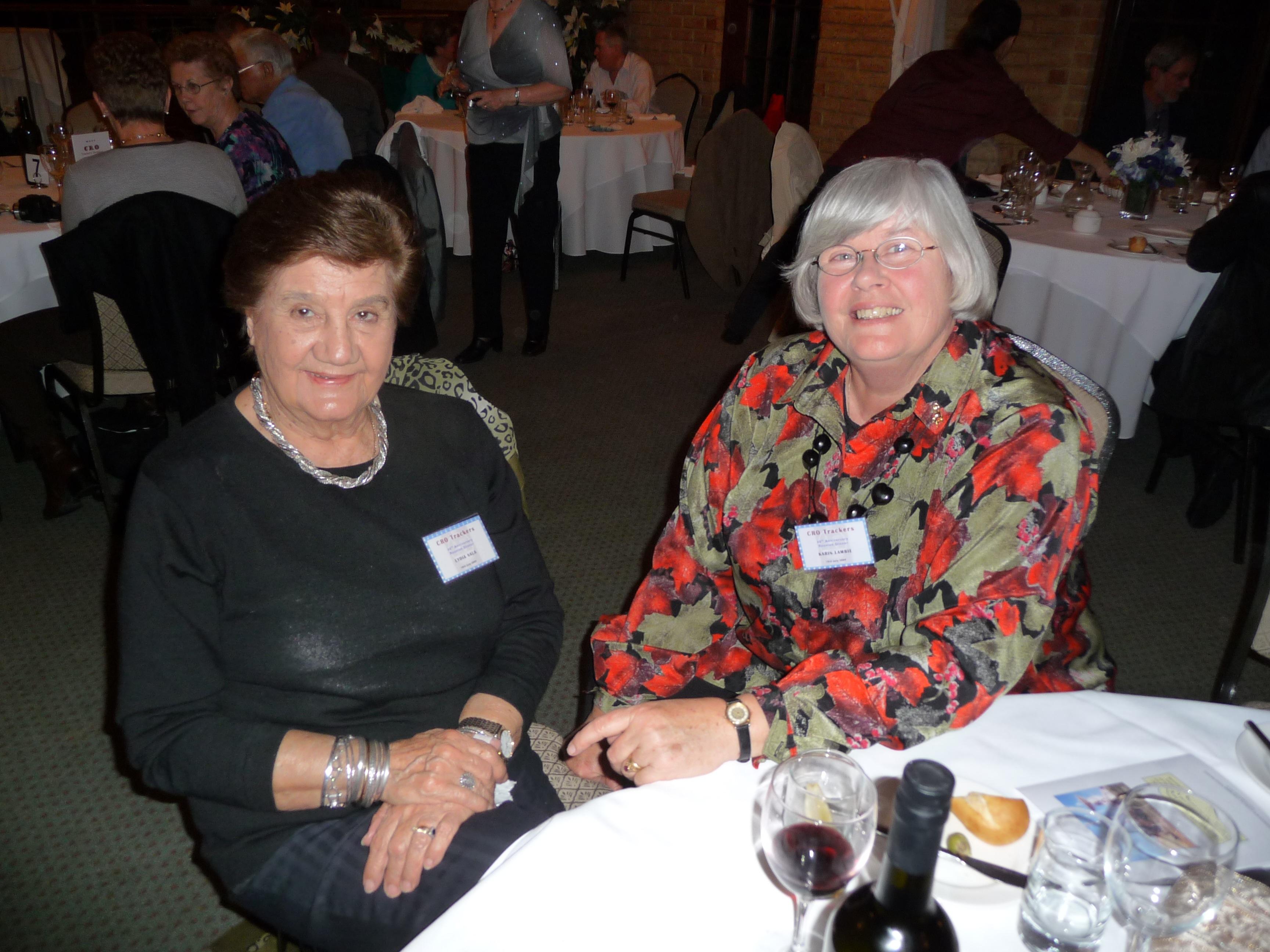 Lydia Sala & Karin Lambie