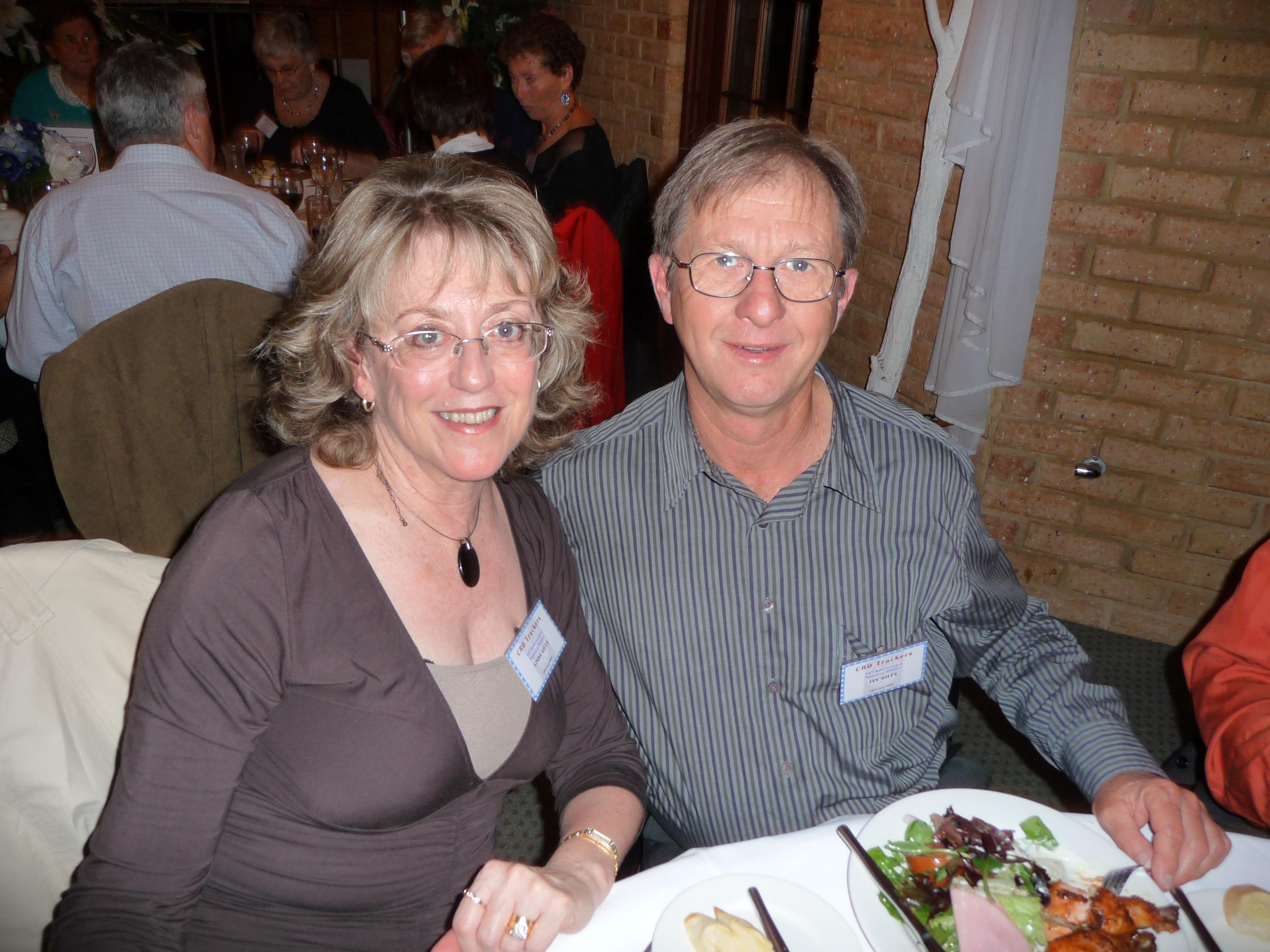 Linda & Ian Giles
