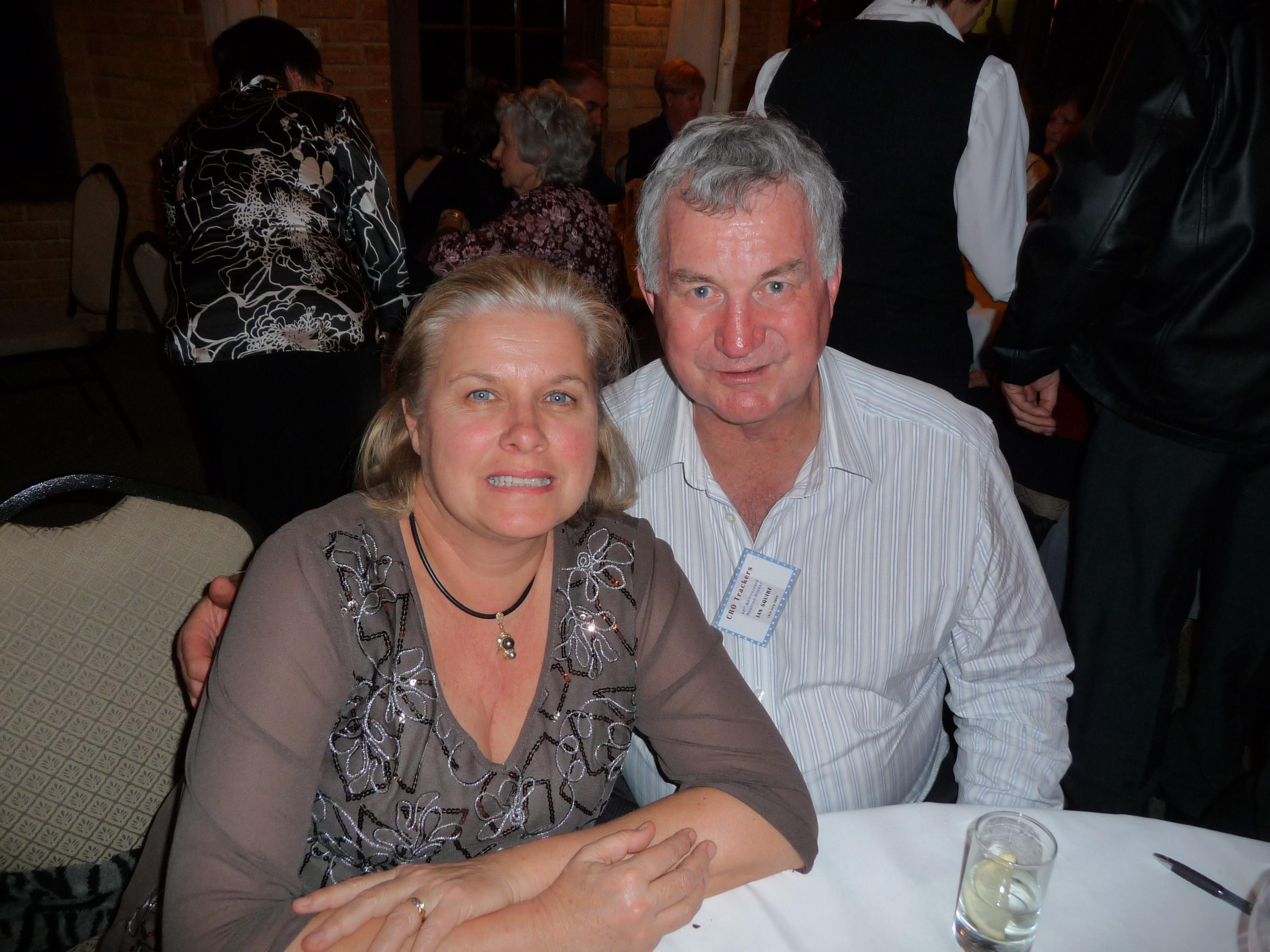 Marieka & Ian Squire