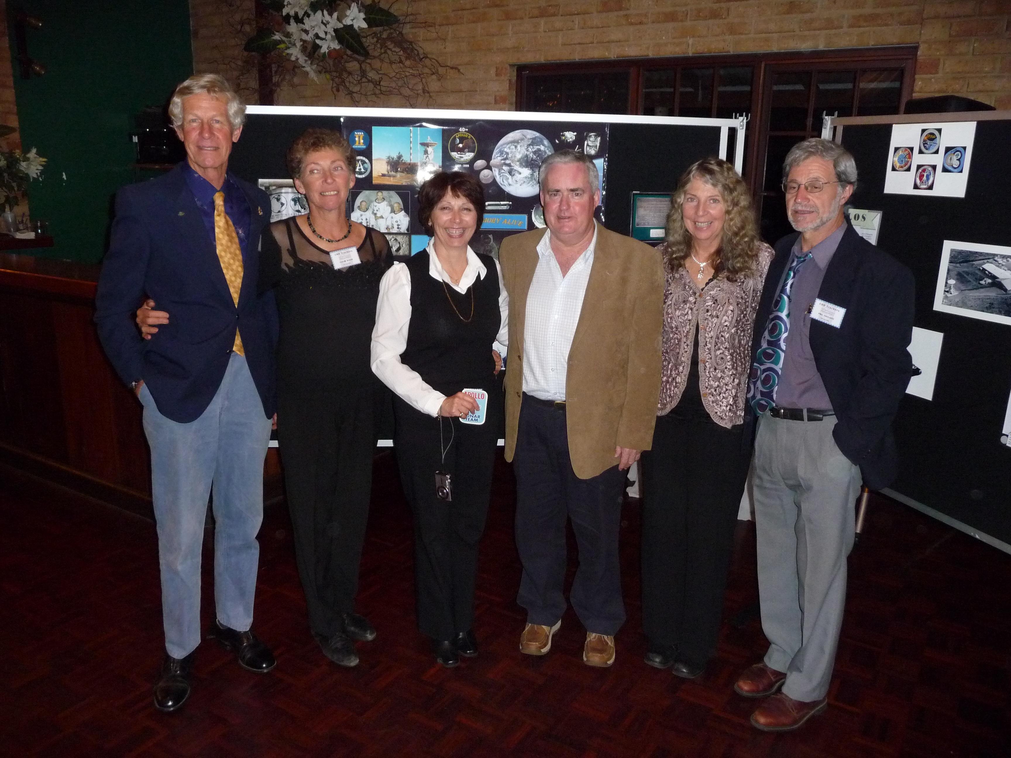Mike & Leone (Fitzgerald) Marsh, Joan (Fitzgerald) & Robert Brown, Sally (Fitzgerald) & Phil Vigilan