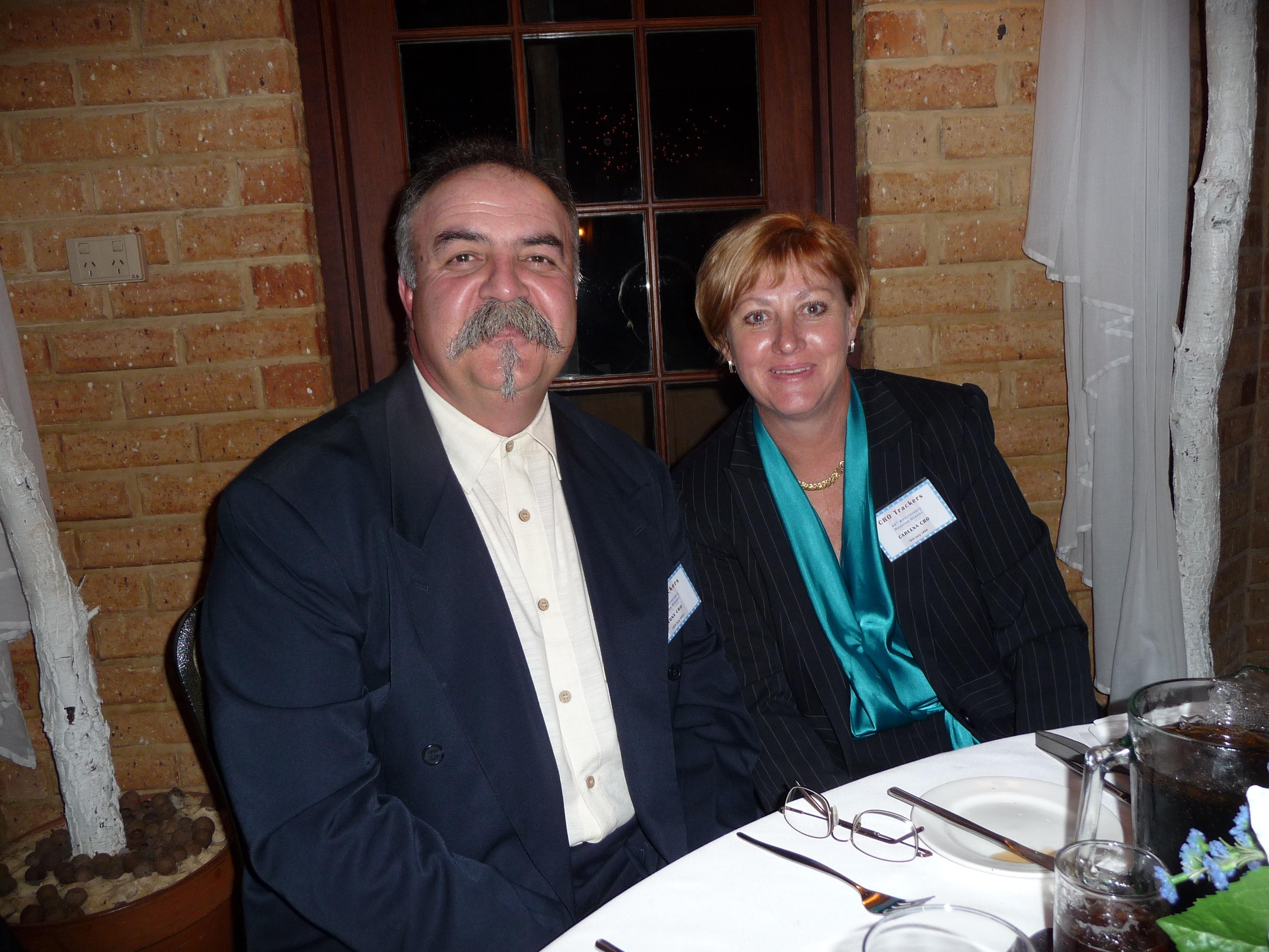 Tony & Careena Cro