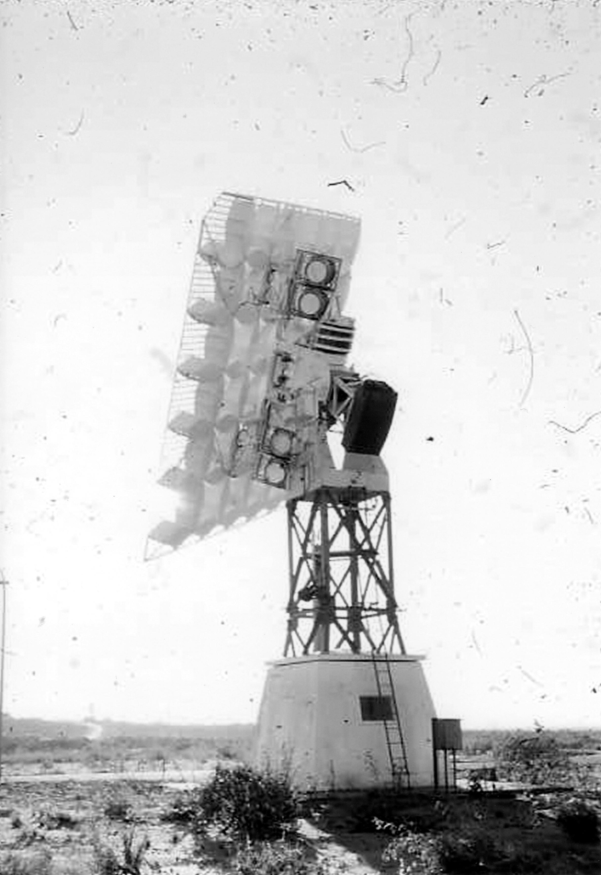 VHF Antenna Array
