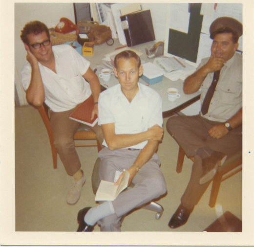 Geoff, Don & Neil